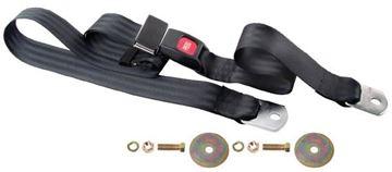 Picture of SEAT BELT BLACK 60 : SBP-BK60 FORD PICKUP 48-66