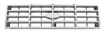Picture of GRILLE ARGENT/BLACKN 82-86 : 3037G FORD PICKUP 82-86