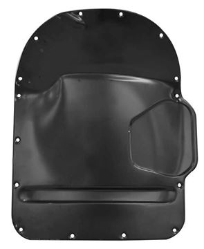 Picture of FLOOR TRANSMISSION COVER PANEL 53-6 : 3141B FORD PICKUP 53-56