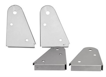 Picture of FLOOR REAR CAB MOUNT PAN 48-52 : 3155A FORD PICKUP 48-52