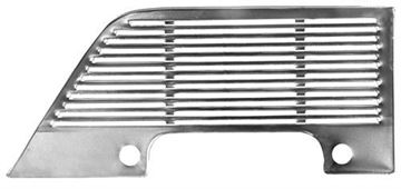 Picture of DASH SPEAKER GRILLE 51-52 CHROME : 3201 FORD PICKUP 51-52