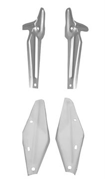 Picture of FIREWALL BRACKET SET 48-52 : 3140A FORD PICKUP 48-52