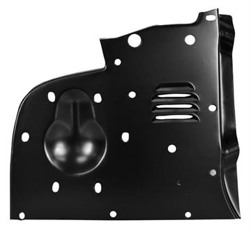 Picture of RADIATOR SUPPORT AIR DEFLECTOR RH56 : 3130A FORD PICKUP 56-56