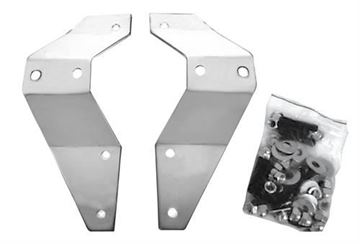 Picture of BUMPER FRONT BRACKET SET 53-56 : 3022 FORD PICKUP 53-56