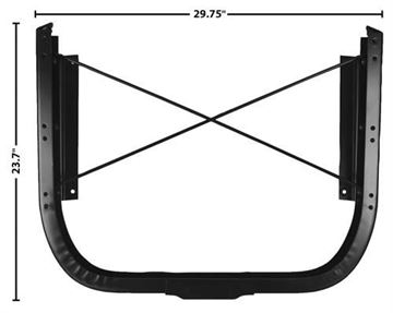 Picture of RADIATOR SUPPORT 53-56 : 3130 FORD PICKUP 53-56