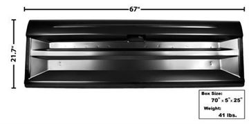 Picture of TAIL GATE 73-79 (STYLESIDE) : 3303 FORD PICKUP 73-79