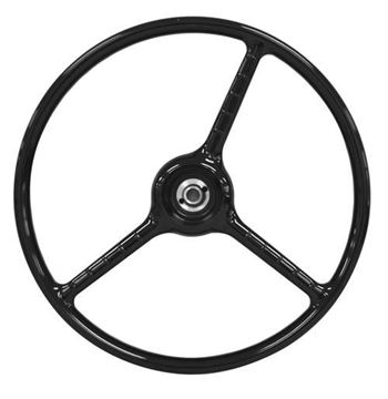 Picture of STEERING WHEEL 48-52 BLACK : SW50 FORD PICKUP 48-52