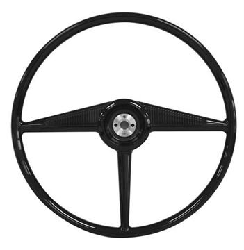 Picture of STEERING WHEEL 53-55 BLACK : SW51 FORD PICKUP 53-55