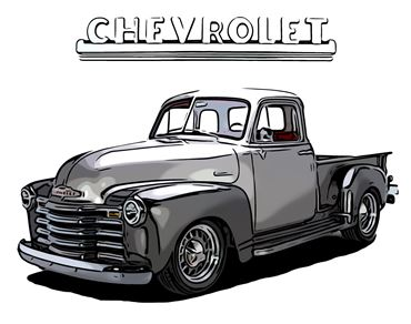 Picture for category Chevy Pickup