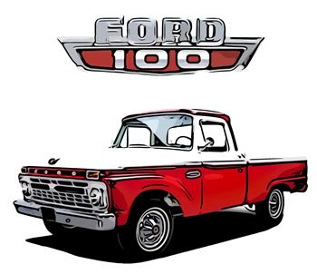 Picture for manufacturer Ford Pickup : Dynacorn