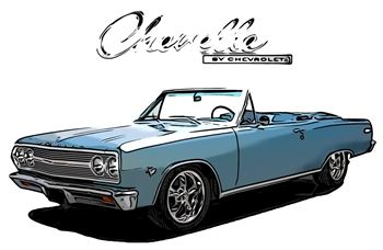Picture for manufacturer Chevelle : Dynacorn