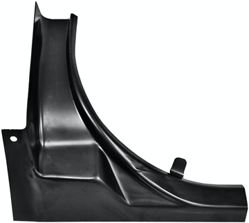 Picture of TAIL LAMP PANEL CORNER LH 67-68 : 3851 COUGAR 67-68