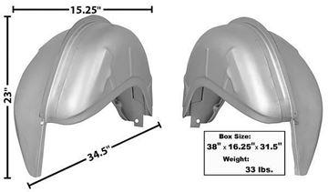 "Picture of WHEELHOUSE OUTER & 6.9"" INNER MINI TUB"