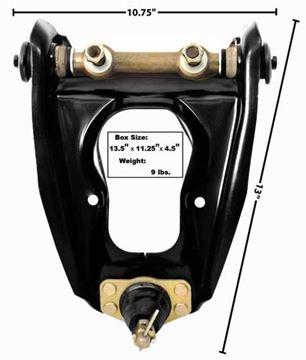 Picture of CONTROL ARM UPPER 1965-66 W/UPGRADE : 3631HD FALCON 64-65