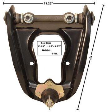 Picture of CONTROL ARM UPPER 1967-73 W/UPGRADE : 3631JL FALCON 67-70