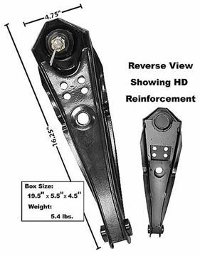 Picture of CONTROL ARM LOWER HD REINFORCE 65-6 : 3632FHD FALCON 64-65