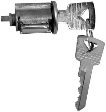 Picture of LOCK IGNITION 1965-66 : CL-1401 FALCON 60-65
