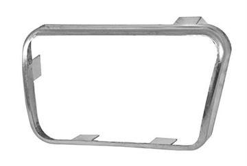 Picture of BRAKE PEDAL TRIM/STD 65-73 : M3599A FALCON 68-70